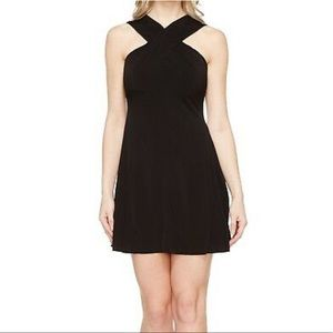 Michael Kors Black Jersey Dress